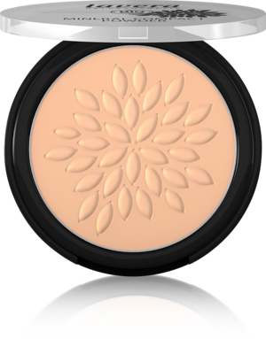 Lavera Mineral Compact Powder Honey