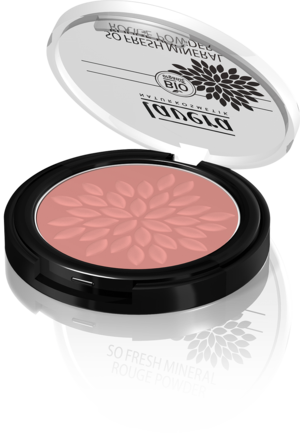 Lavera So Fresh Mineral Rouge Powder Blush Plum Blossom