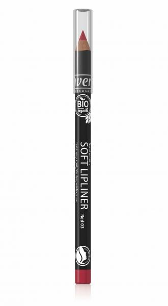 Lavera Soft Lip Liner_Red