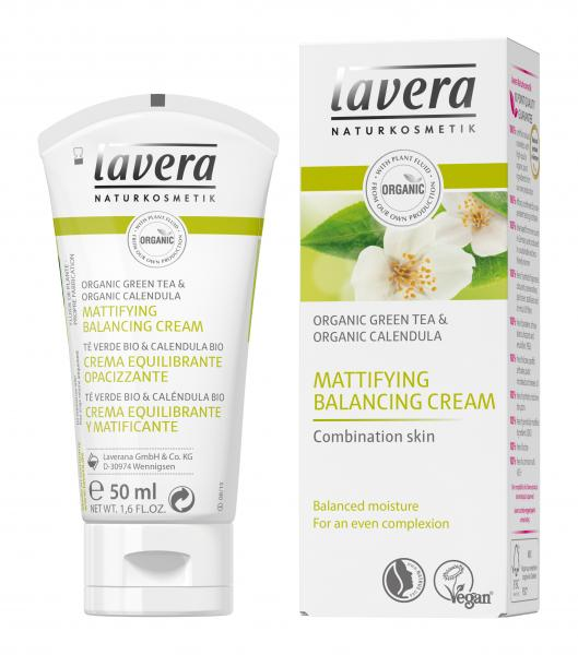 Lavera-Mattifying Balancing Cream