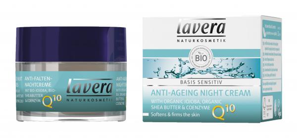 Anti-Ageing Q10 Night Cream