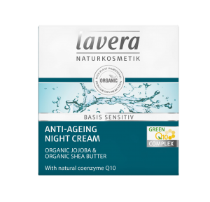 Lavera Basis Anti -Ageing Q10 Night Cream 50ml