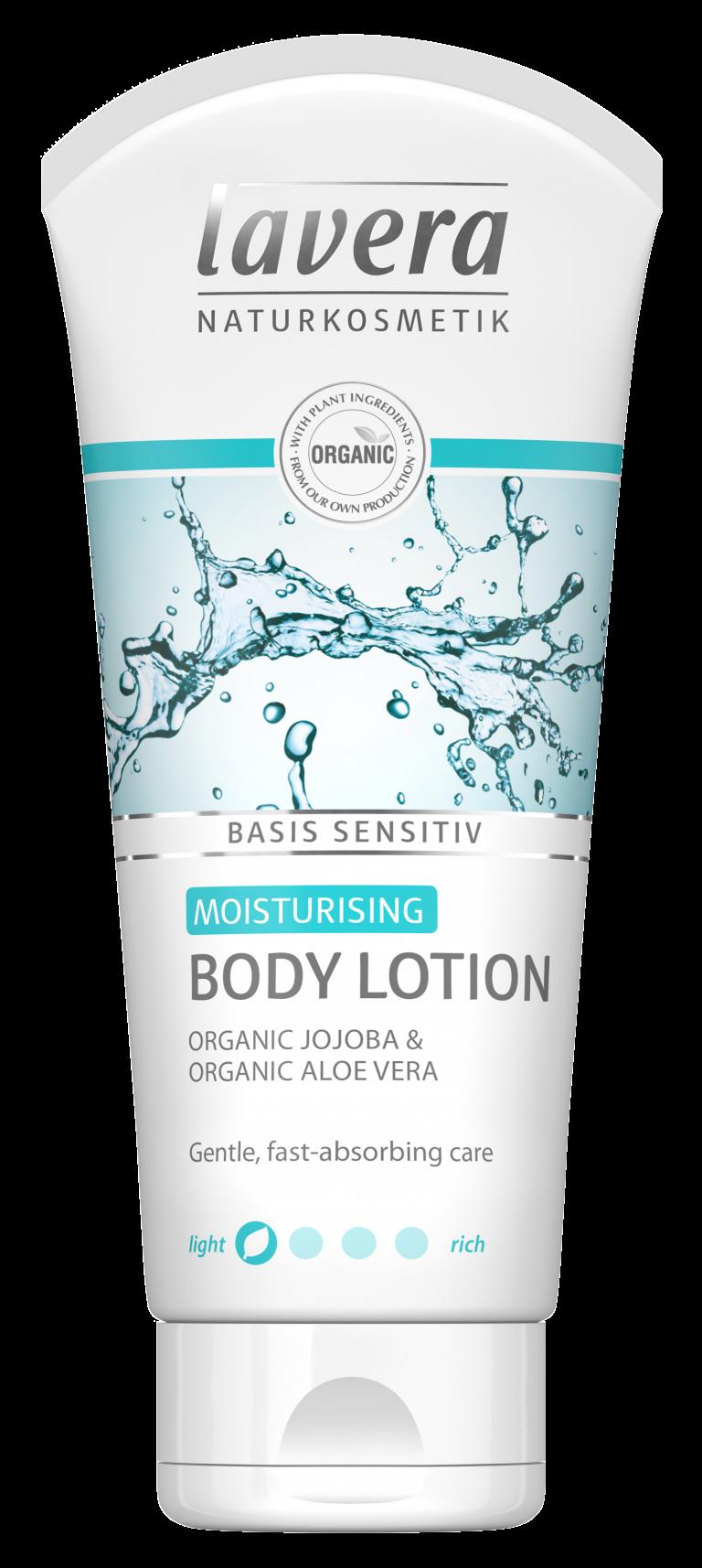Basis Moisturising Body Lotion