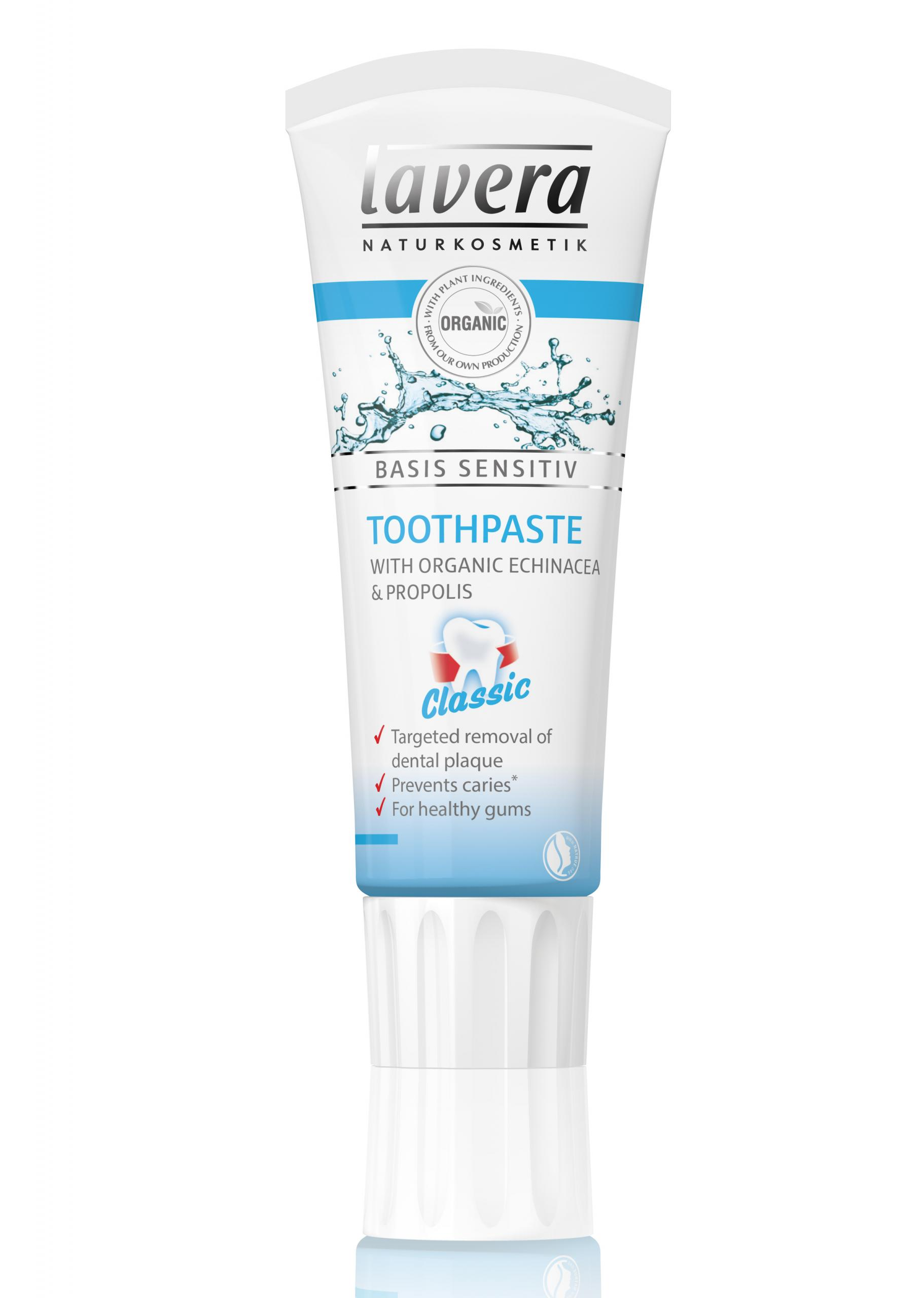 Lavera Basis Toothpaste_Classic