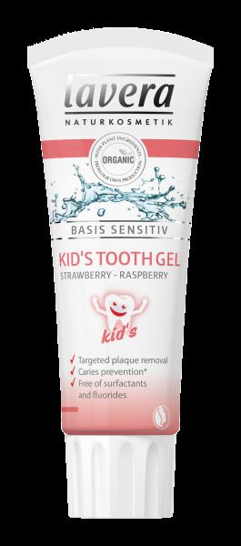 Kid's Tooth Gel_Strawberry & Raspberry