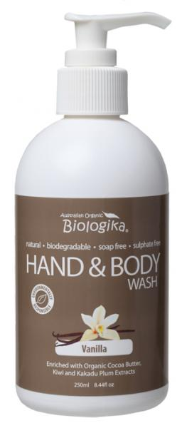 Biologika Vanilla Hand and Body Wash