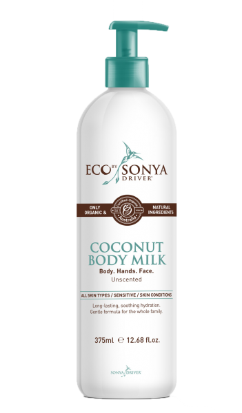 Eco Tan Coconut Body Milk
