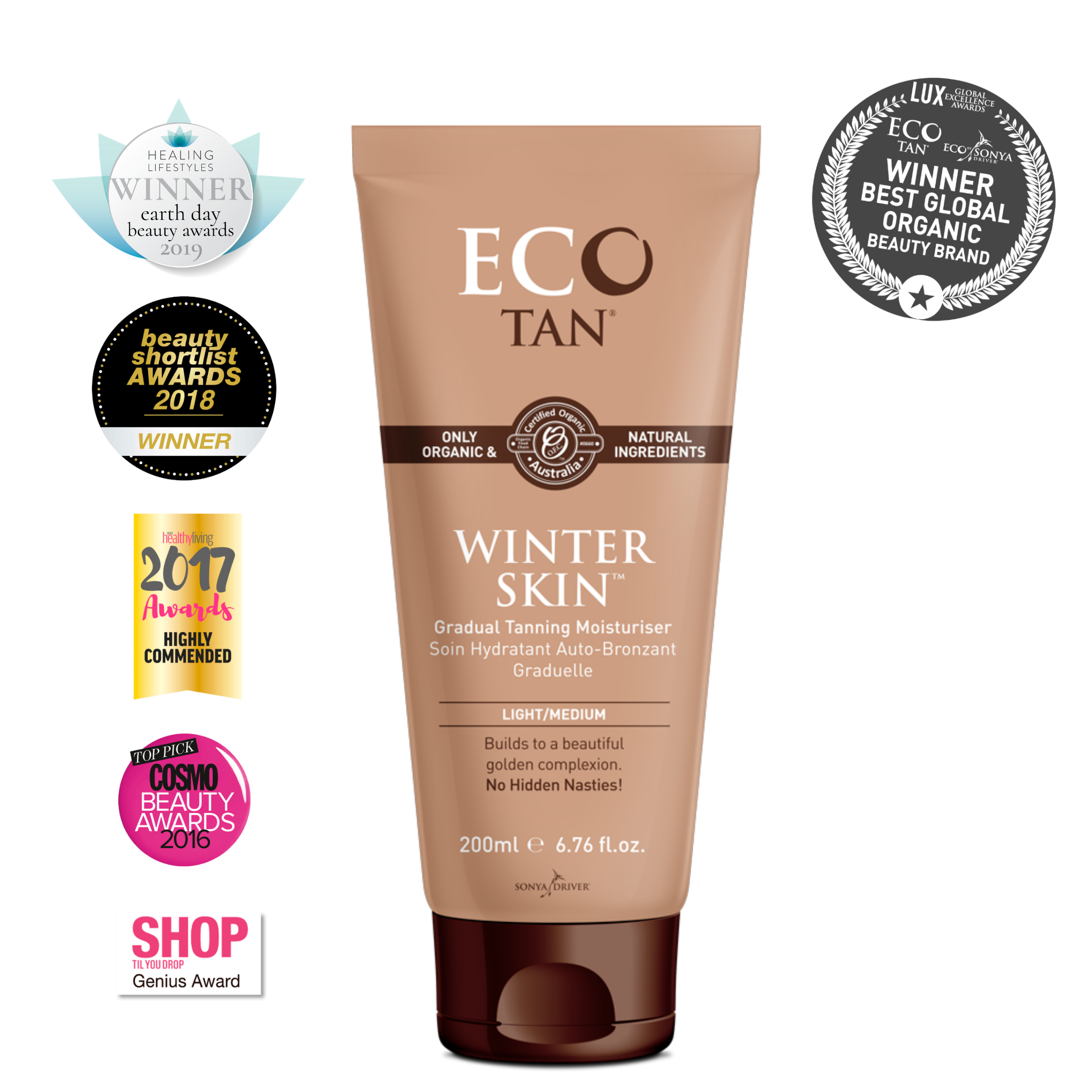 Eco Tan Winter Skin Gradual Tan