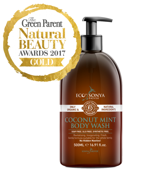 Eco Tan Coconut Mint Body Wash