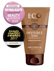 Eco Tan Invisible Tan Self Tanning Creme
