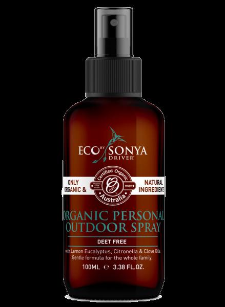 Eco Tan Organic Personal Outdoor Spray DEET free