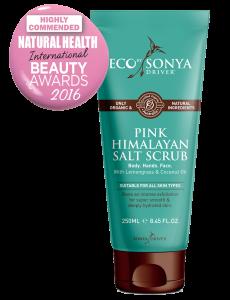Eco Tan Pink Himalayan Salt Scrub