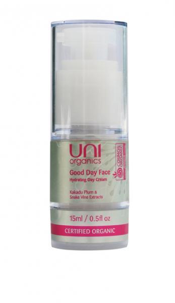 Uni Organics Good Day Face Hydrating Day Cream 15ml