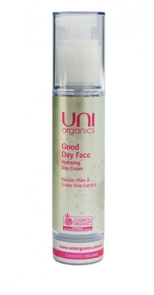 Uni Organics Good Day Face Hydrating Day Cream 50ml