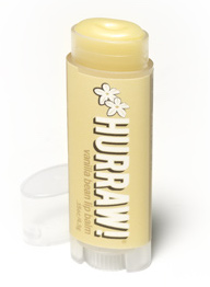 Hurraw! Vanilla Bean Lip Balm