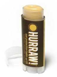 Hurraw! Sun Lip Balm