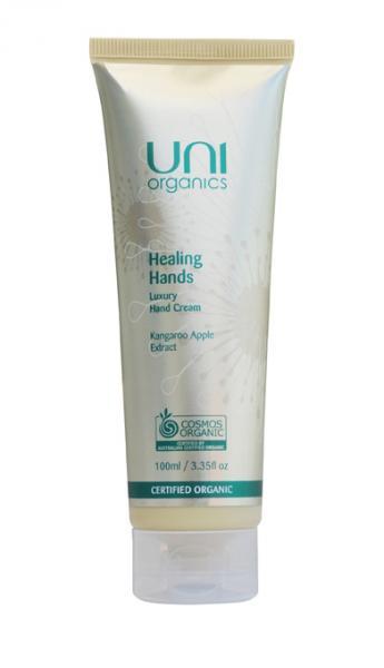 Uni Organics Healing Hands Luxury Hand Cream