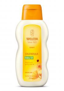 Weleda Calendula Body_Oil_Fragrance