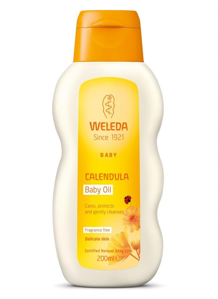 Weleda Calendula Body_Oil