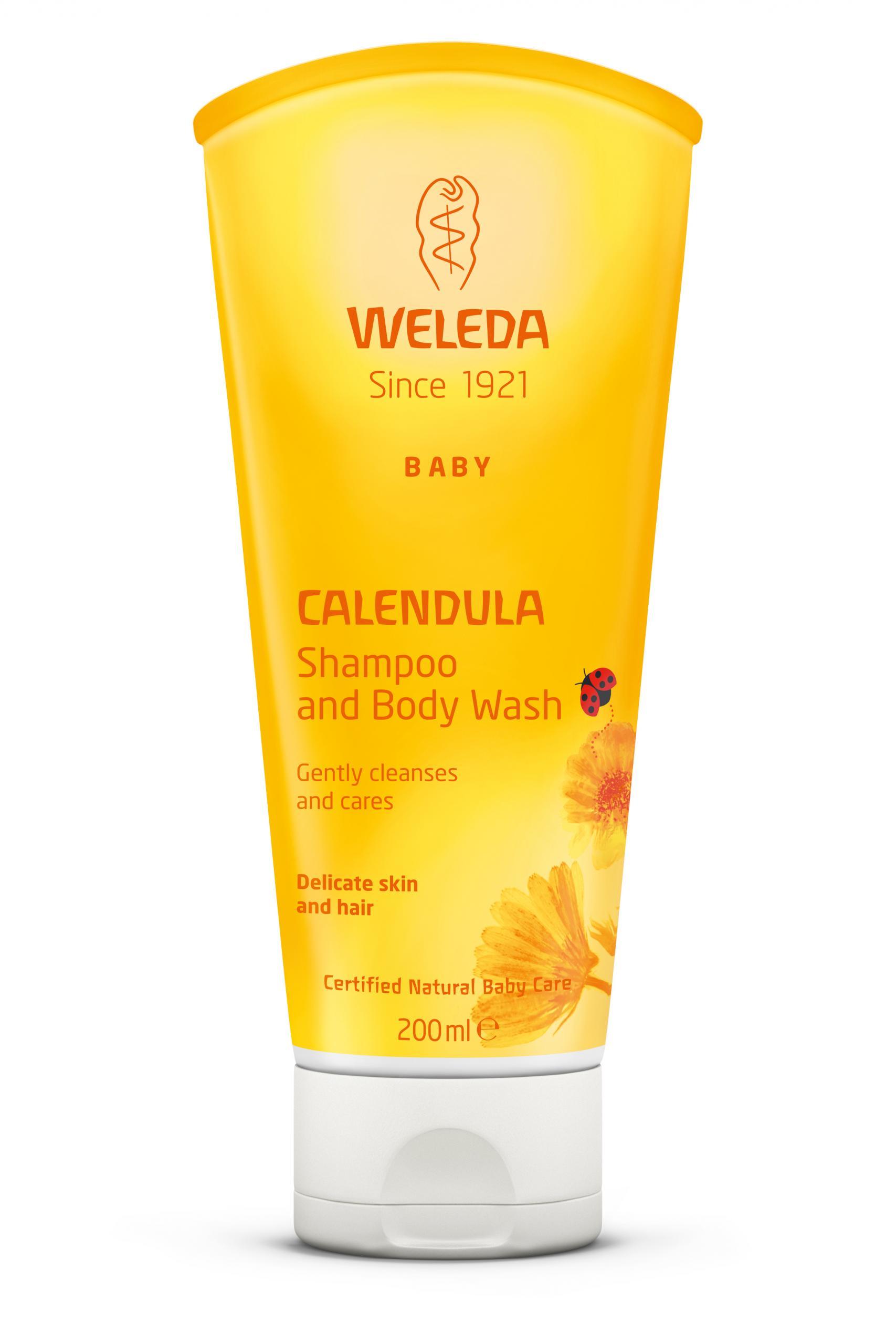 Weleda Calendula Shampoo_Bodywash