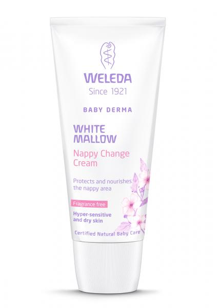 Weleda White_Mallow Nappy_Cream