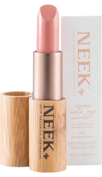 Neek Vegan Lipstick Come Into My World