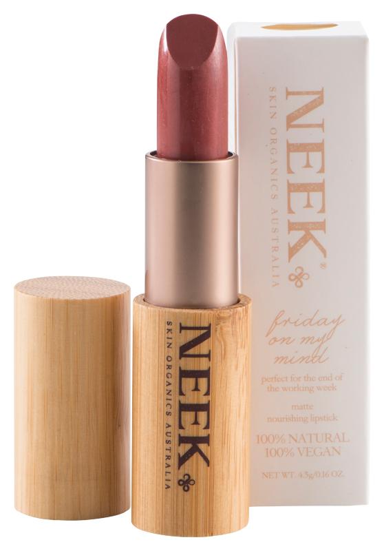 Neek Vegan Lipstick Friday On My Mind