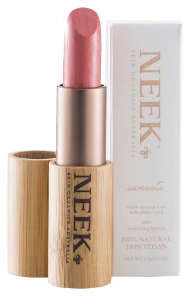 Neek Vegan Lipstick Sunsets