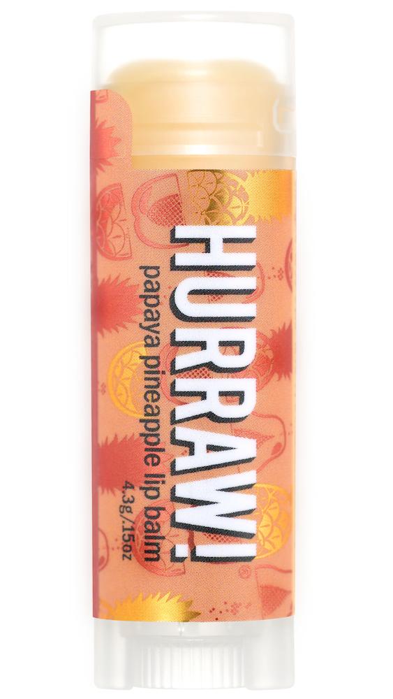 Hurraw! Lip Balm Papaya