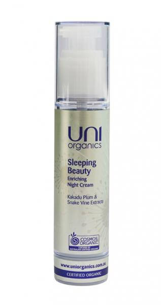 Uni Organics Sleeping Beauty Enriching Night Cream