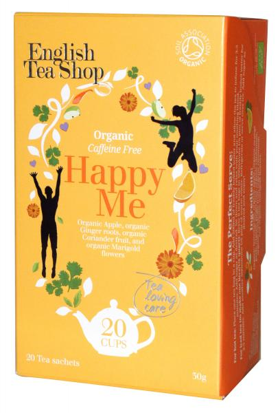 English Tea Shop Wellness Happy Me