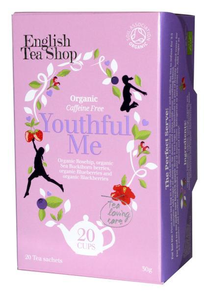 English Tea Shop Wellness Youthful Me