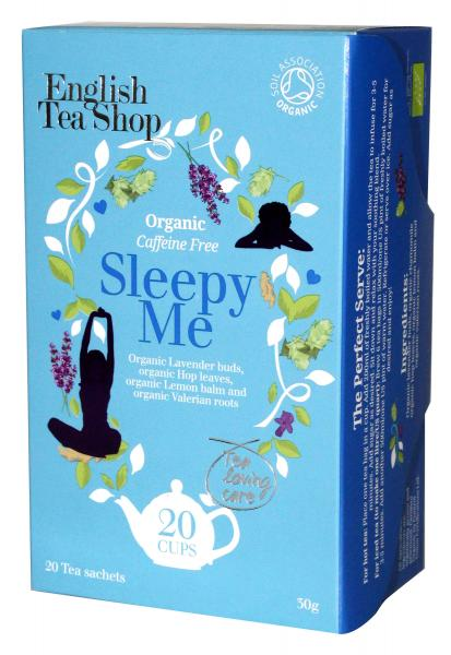 English Tea Shop Wellness Sleepy Me