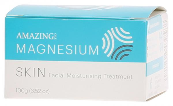 Amazing Oils Organic Magnesium Moisturiser
