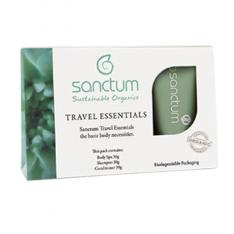 Sanctum Travel Essentials Pack 3x30g