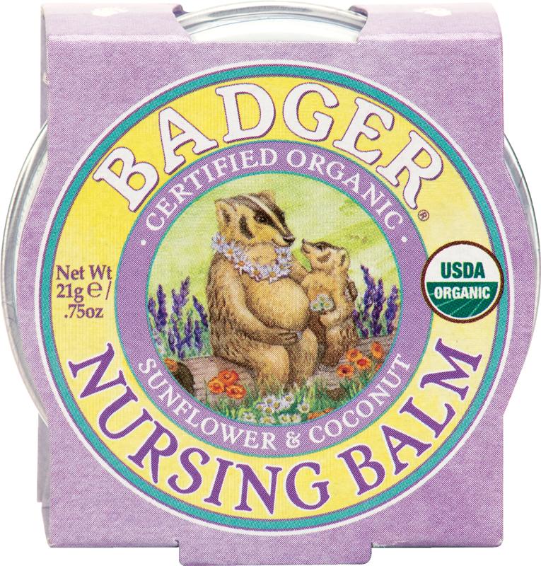 Badger Nursing Balm 21g
