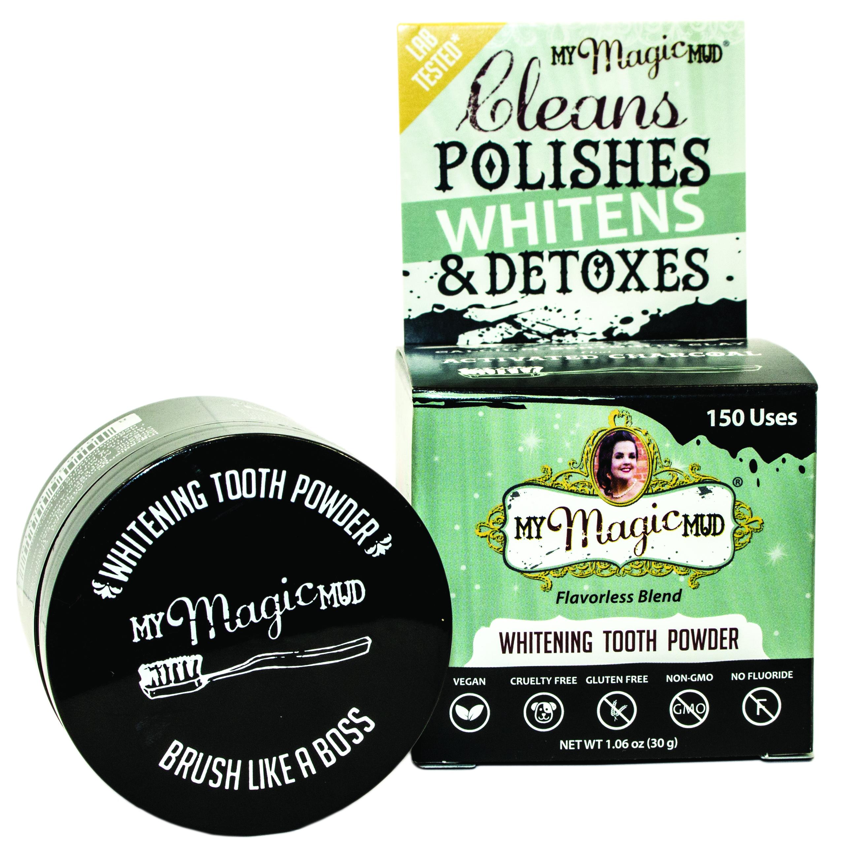 My Magic Mud Whitening Tooth Powder