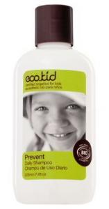 Ecokid Prevent Daily Sensitive Shampoo 225ml