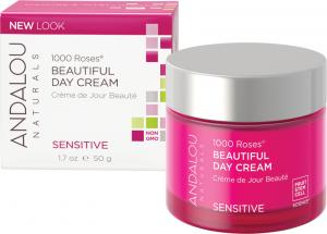 Andalou Naturals 1000 Roses Beautiful day Cream