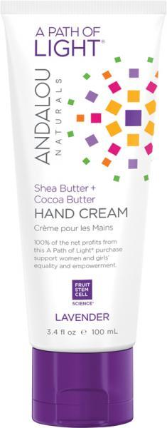 Andalou Naturals Lavender Hand Cream