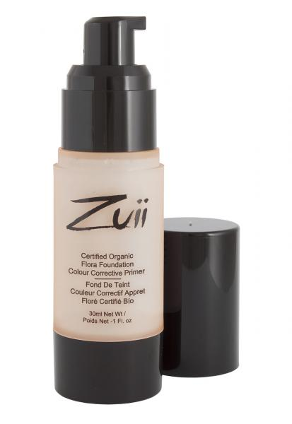 Zuii Certified Organic Flora Colour Corrective Primer Apricot