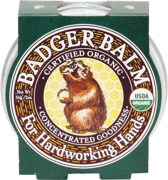 Badger-Balm Hardworking Hands