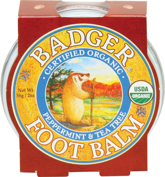 Badger-Foot-Balm