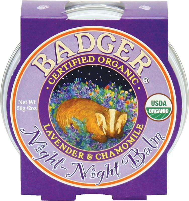 Badger-Night-Night-Balm 56g