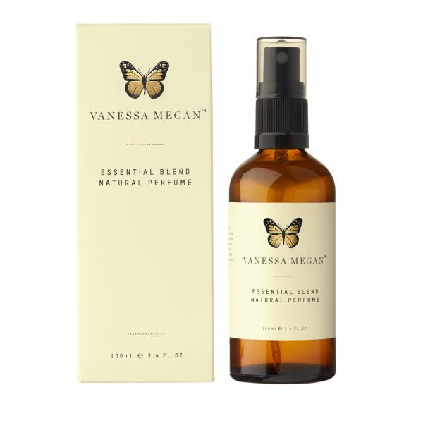 Vanessa Megan Essential Blend Natural Perfume 100ml