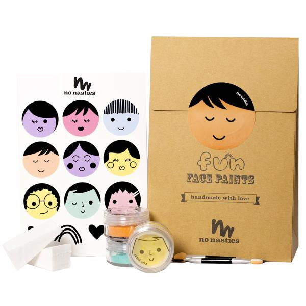 No Nasties Fun Face Paint Goody Pack Nevada