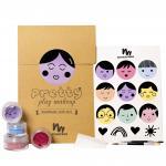 No Nasties Nixie Pretty Play Makeup Goody Pack Purple