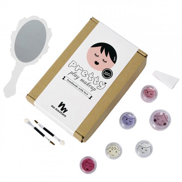 No Nasties Nala Deluxe Pretty Play Makeup Box Pink