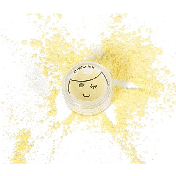No Nasties Shimmery Eyeshadow Lemon