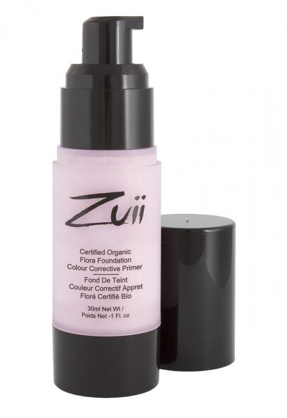 Zuii Certified Organic Flora Colour Corrective Primer Mauve